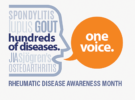 The LLA Participates in the 1st Annual Rheumatic Disease Awareness Month the Nation's Leading Cause of Disability is in the Spotlight this September