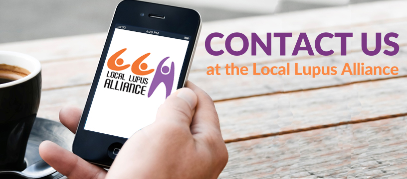 Contact the Local Lupus Alliance