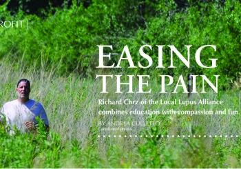 LLA featured in Coulee Region Women magazine